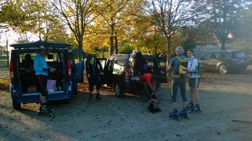 Rando lacs orient 2014 equipement