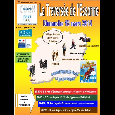 Traversée Essonne 2015