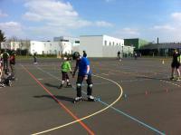Cours slalom