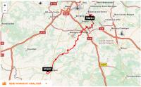 Parcours Traversee Essonne Etampes-Montgeron