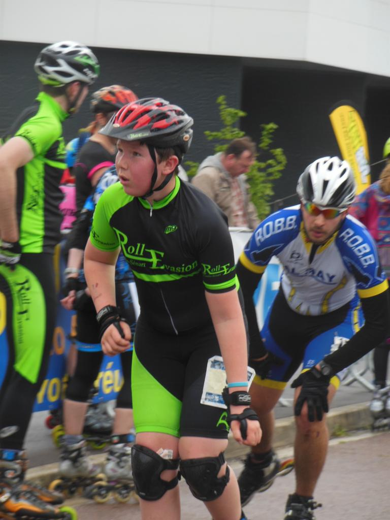 RollEvasion - 6hTroyes 2016 - 2