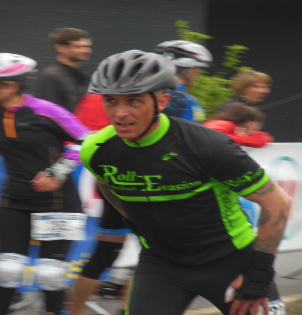 RollEvasion - 6hTroyes 2016 - 6