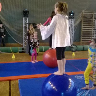 Cirque et roller