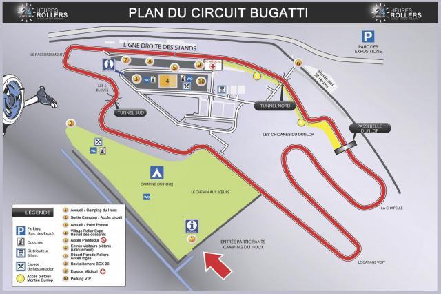 24rollers plan circuit